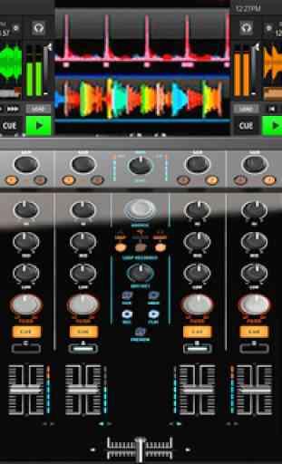 Virtual Mixer DJ 2