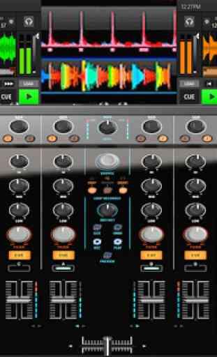 Virtual Mixer DJ 3