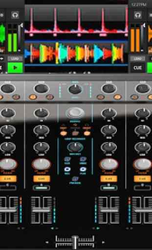 Virtual Mixer DJ 4