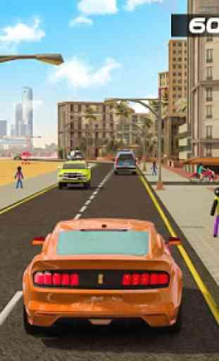 Stickman Super heroi Cidade Gang Roubo 3