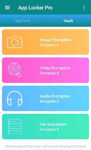 App Lock-Hide Photo,Video,Audio 2