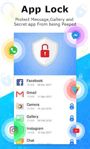 App Lock Photo Video Audio Document Vault 1