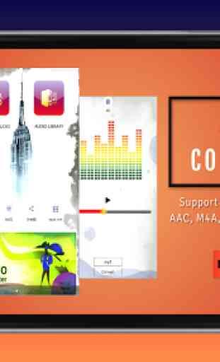 Audio Converter (MP3, AAC, WMA)-Fast Mp3 Convert 1