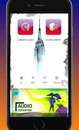 Audio Converter (MP3, AAC, WMA)-Fast Mp3 Convert 2