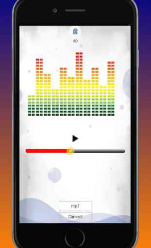 Audio Converter (MP3, AAC, WMA)-Fast Mp3 Convert 4