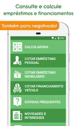 MaxCred - Cotar Empréstimo e Financiamento Online 1