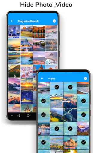 Safe Gallery Vault: hide photo,video and audio 3