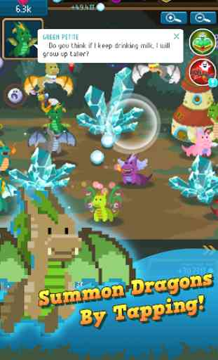 Dragon Keepers - Fantasy Clicker Game 1
