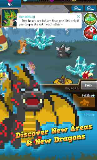 Dragon Keepers - Fantasy Clicker Game 4