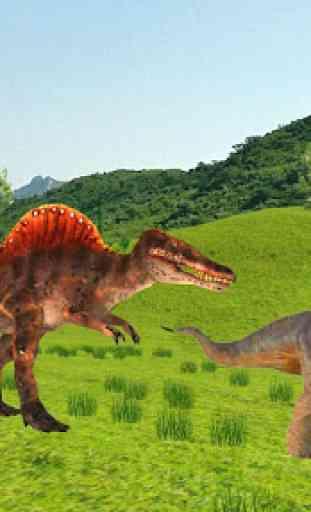 Jogo de tiro dragão vs dinossauro 2018 1