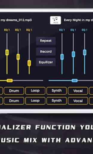 Mobile DJ Songs Mixer 2