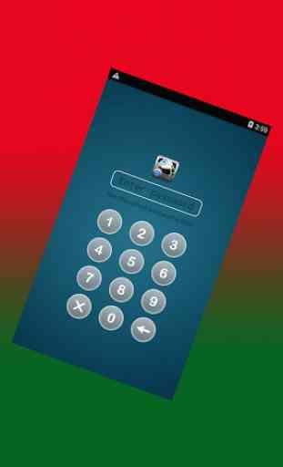 Photo Video Audio Lock.Faça com que sejam privados 1