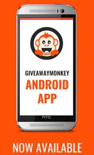Giveaway Monkey 1