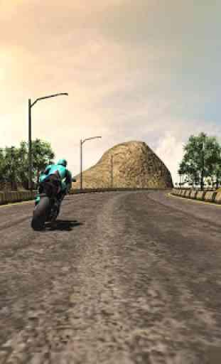 Montanha Motocicleta Corridas Novo 2