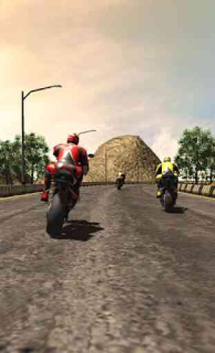 Montanha Motocicleta Corridas Novo 4