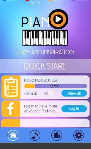 Dancing Tiles: Piano Magic Tiles 1