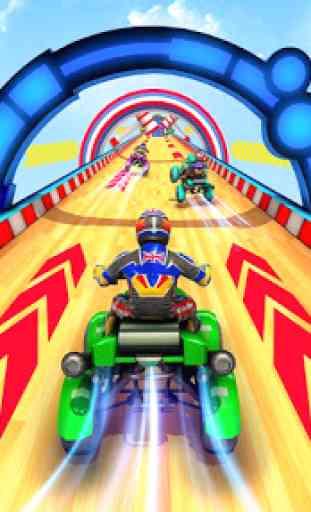 ATV quad bike racing- jogos de acrobacias na rampa 1