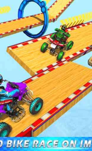 ATV quad bike racing- jogos de acrobacias na rampa 3