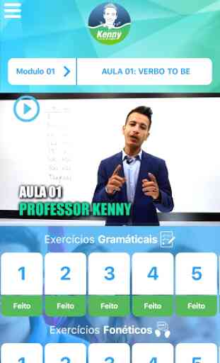 Curso Prof Kenny 1