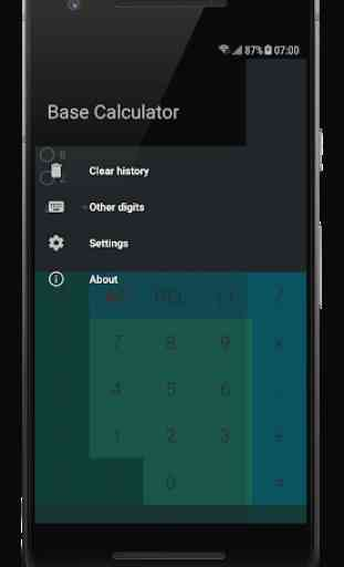 Base Calculator & Converter 3