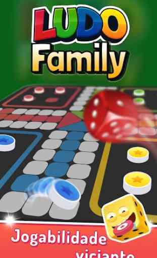 Família Ludo: um jogo divertido de dados - Grátis 1
