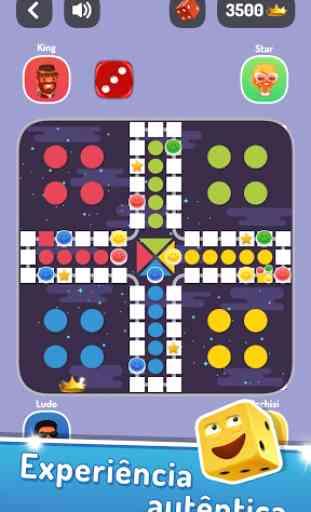 Família Ludo: um jogo divertido de dados - Grátis 2