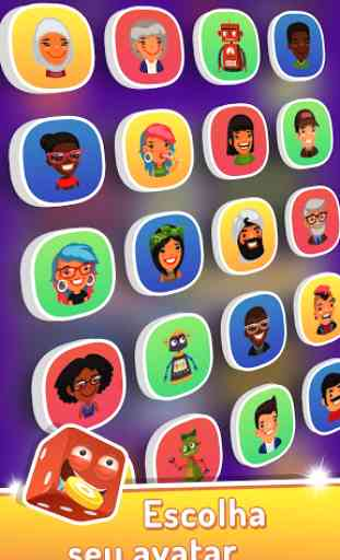 Família Ludo: um jogo divertido de dados - Grátis 4