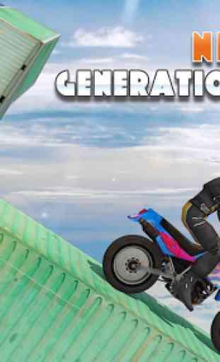 Stunt Bike Racing Impossible Tracks Stunt Games 3