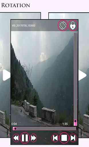 3GP/MP4/AVI Video Player 2