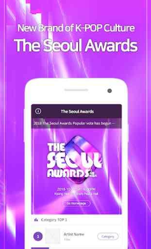 The Seoul Awards 2018 2