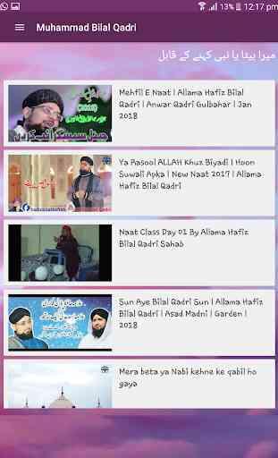 Bilal Qadri Naat 4
