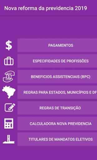 Nova previdência - Reforma 2019 1