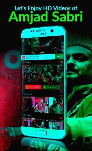 Amjad Sabri Naat and Qawali 4