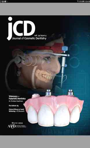 AACD Journal of Cosmetic Dentistry 1