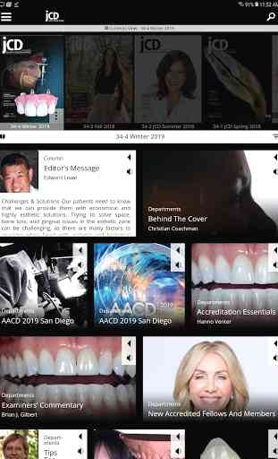 AACD Journal of Cosmetic Dentistry 3