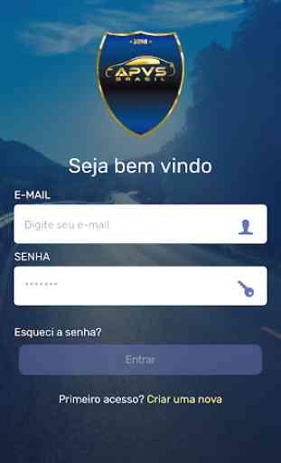 APVS Brasil Área do Associado - Oficial 1