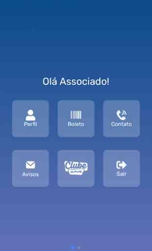 APVS Brasil Área do Associado - Oficial 2