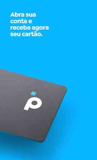 Banco PAN - conta digital com cartão de crédito 2