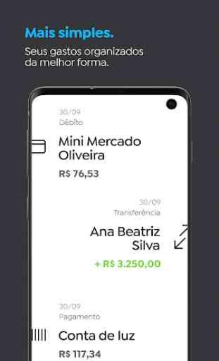 Banco PAN - conta digital com cartão de crédito 4