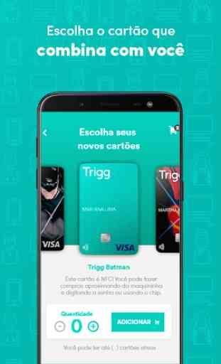 Cartão de crédito Trigg 4
