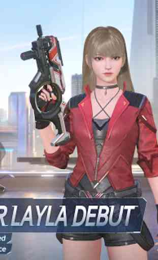 Cyber Hunter Lite 2