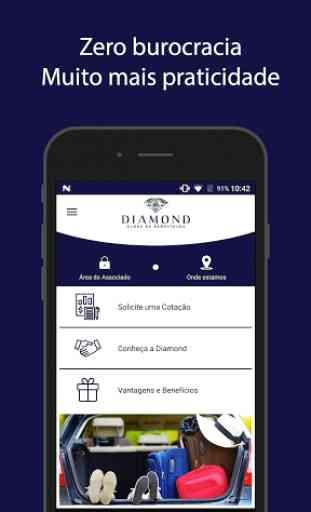 Diamond Proteção Veicular 1