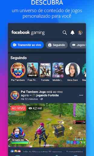 Facebook Gaming: para assistir, jogar e conectar 1