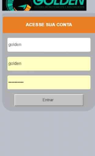 Golden Rastreamento 1