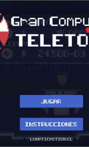 Gran Cómputo Teletón 1