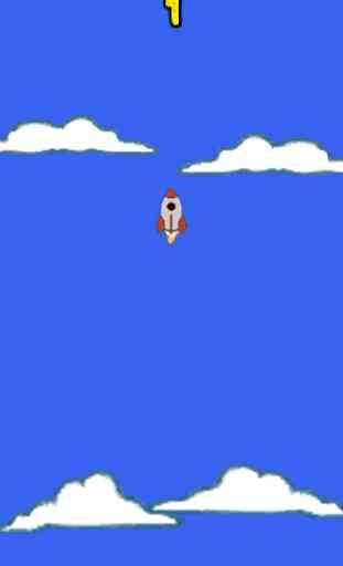 Jogo do foguetinho rocket 3