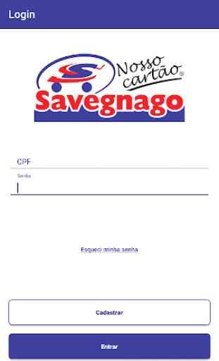 Nosso Cartão Savegnago 1