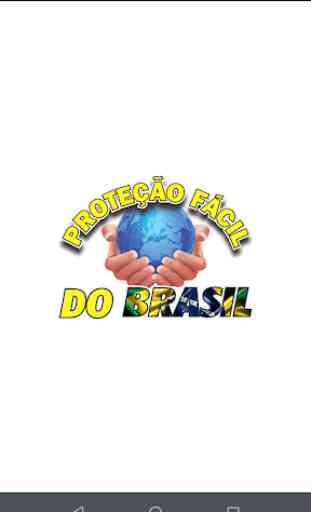 Proteção fácil do Brasil 1