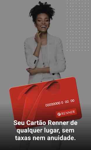 Quero Cartão Renner 1