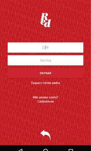 Cartão Lojas Red 3